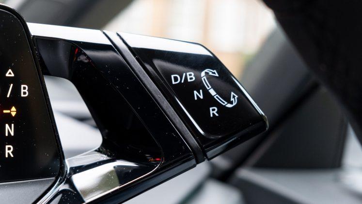 Volkswagen ID.3 gear selector