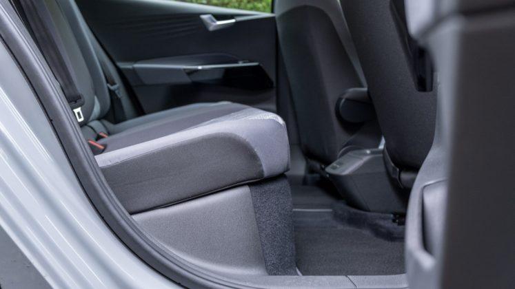Volkswagen ID.3 rear seat comfort