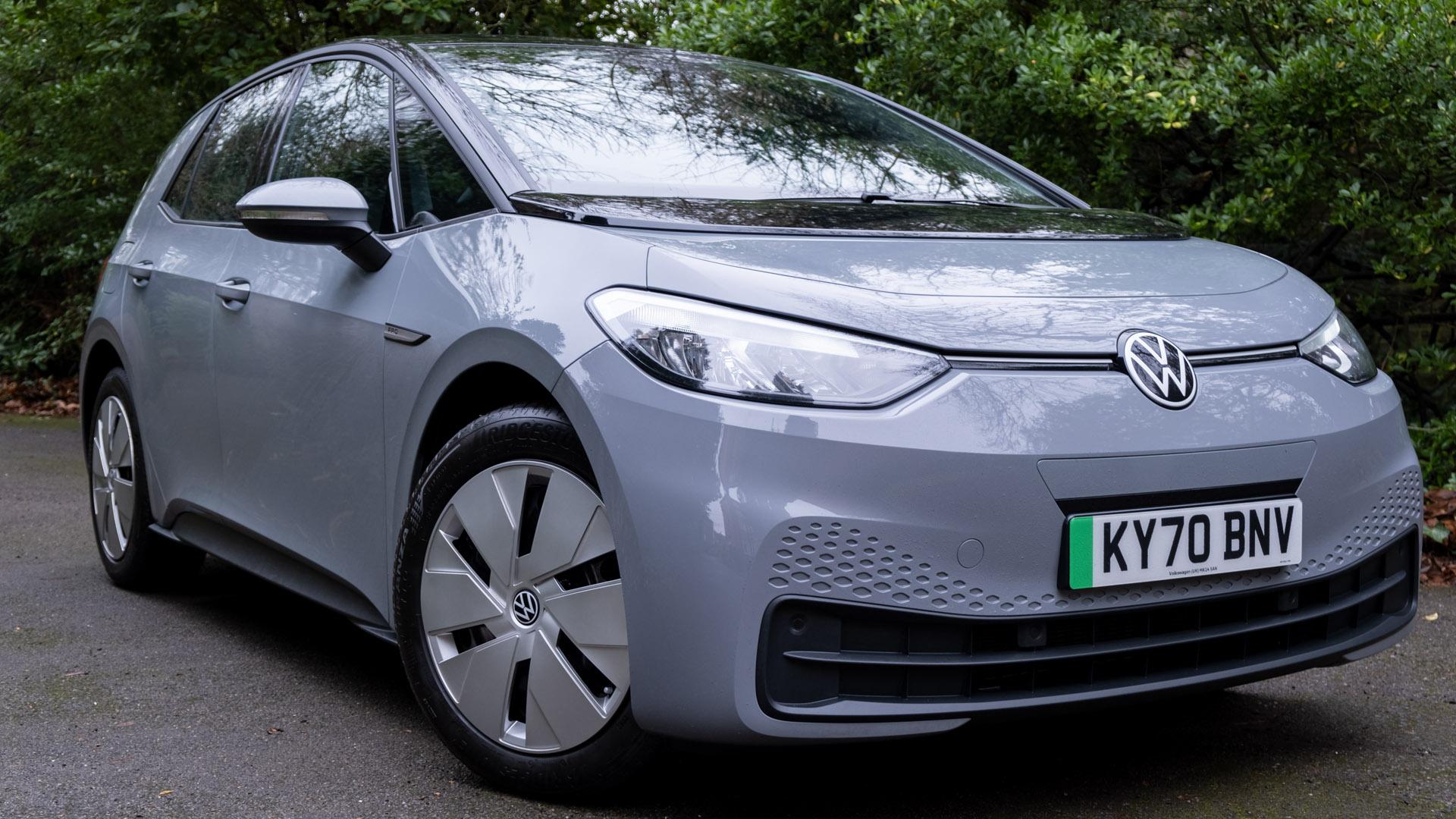Volkswagen ID.3 wheels