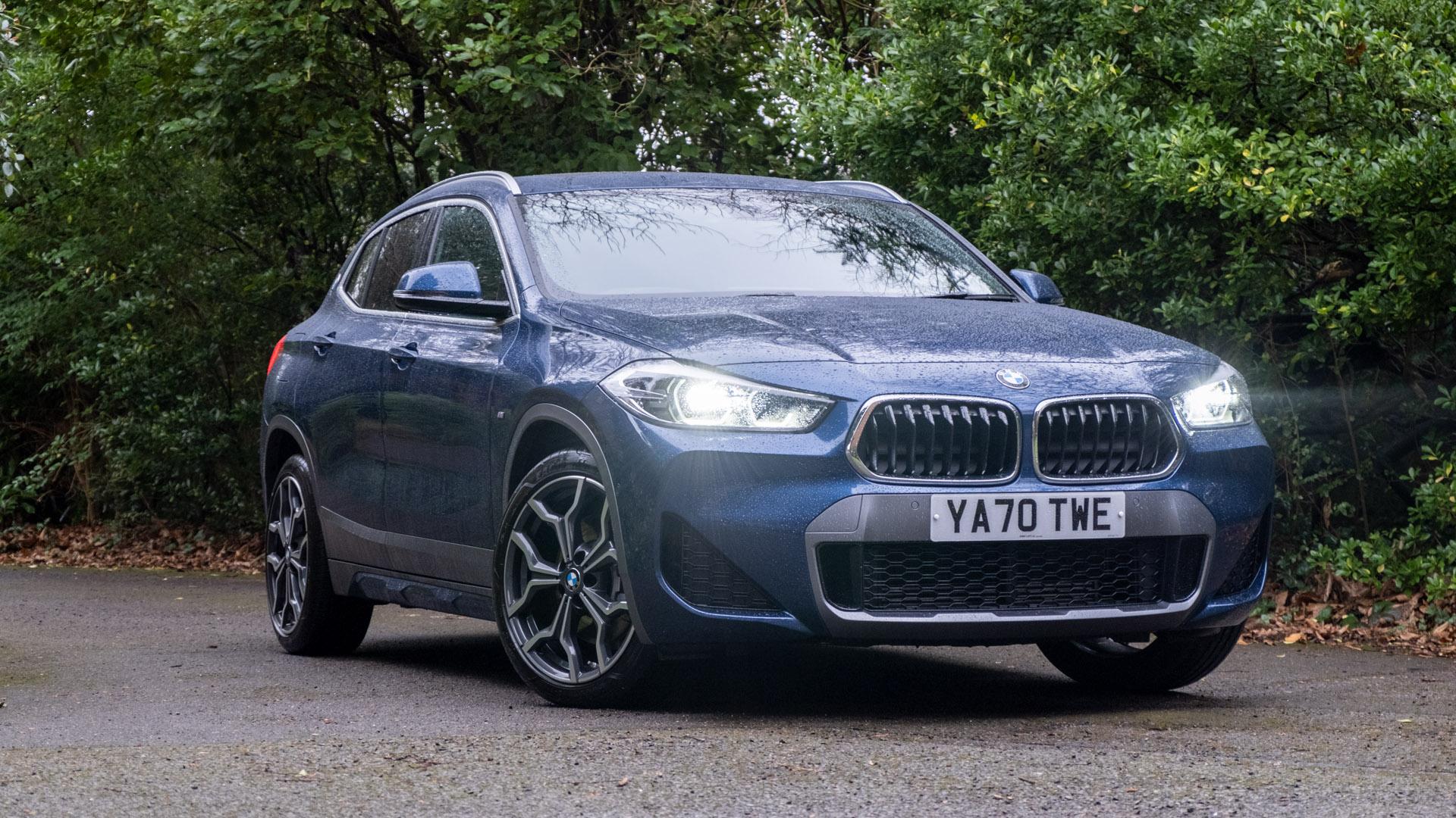 BMW X2 xDrive25e PHEV