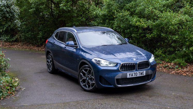 BMW X2 xDrive25e drive