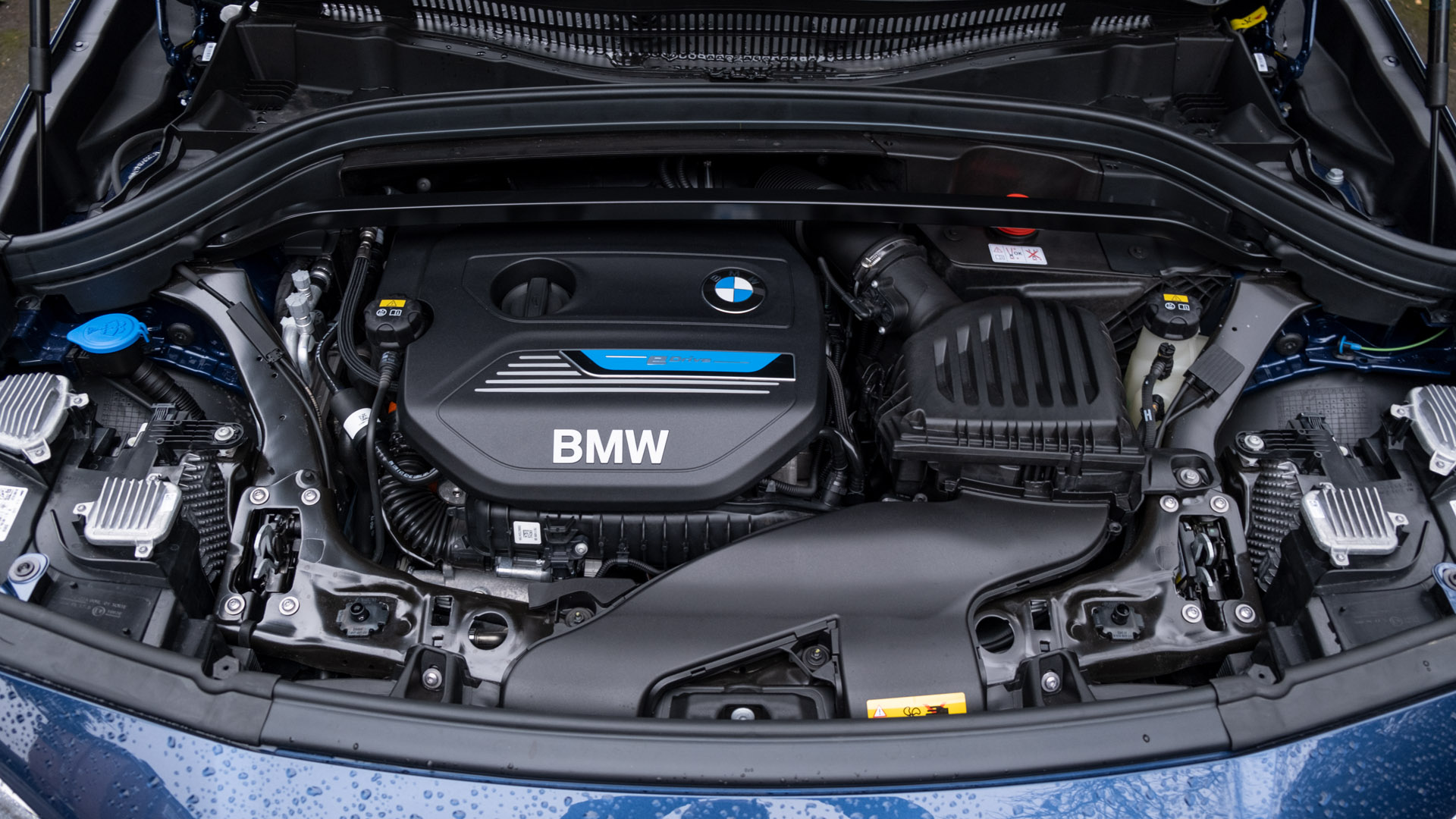 BMW X2 xDrive25e engine