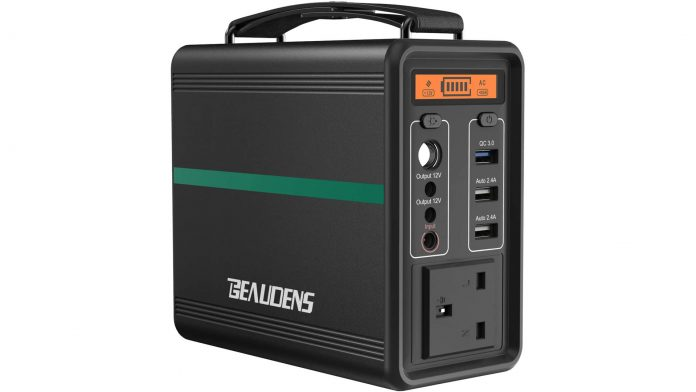 Best power bank for camping Beaudens B1502