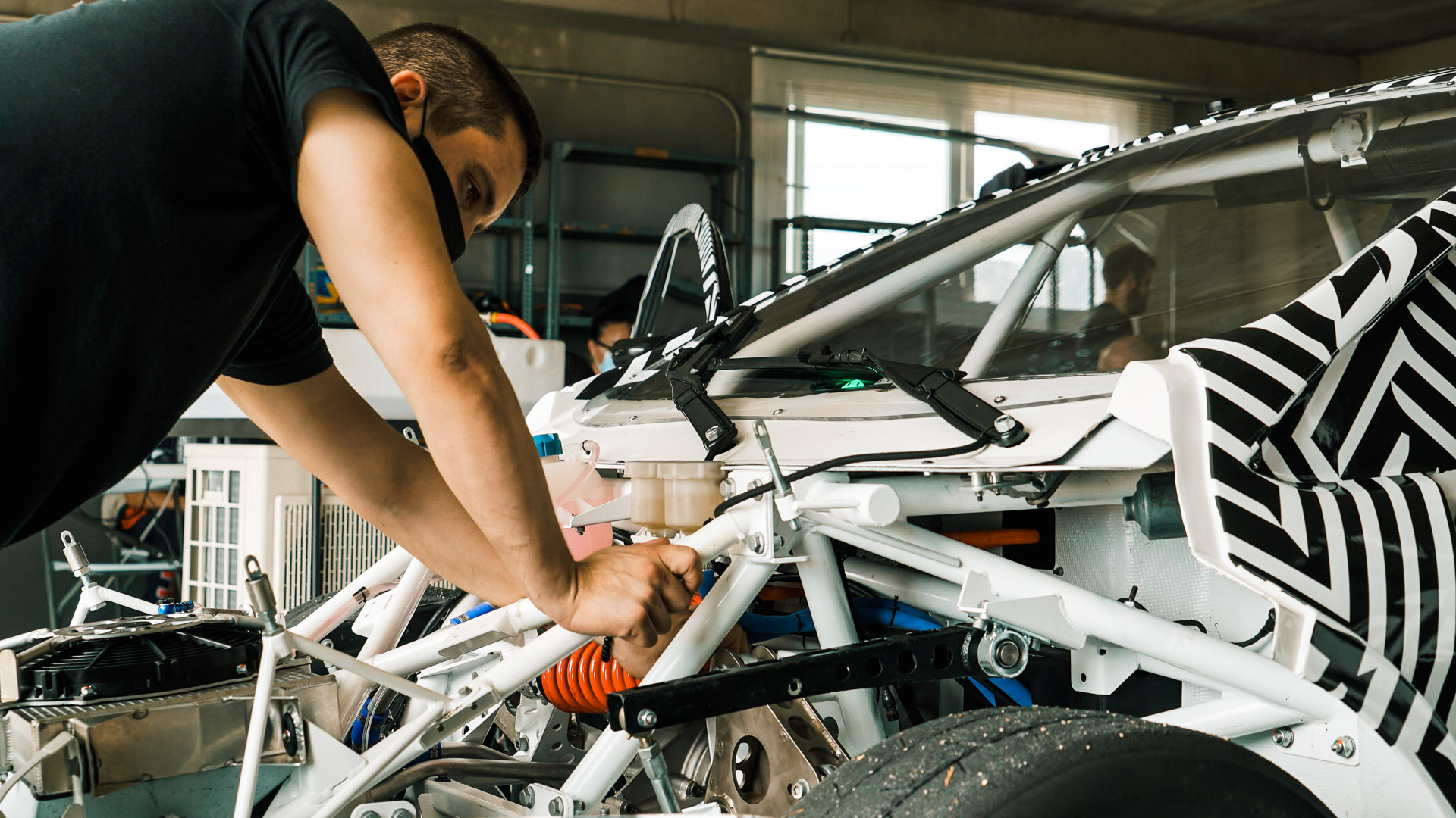 FIA eRX2 chassis