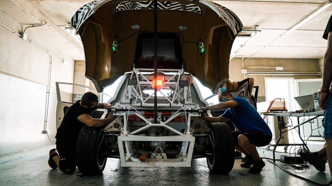 FIA eRX2 shell