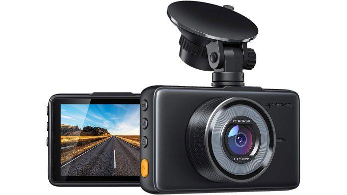 Full HD dash cam Apeman C450