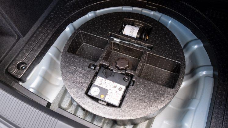 MG5 EV underfloor