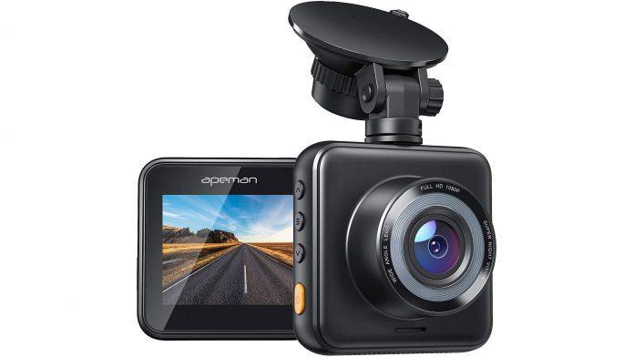 Mini Dash cam Apeman C420