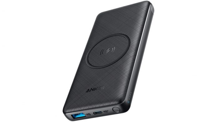 Power bank with wireless charging Anker PowerCore III 10K Wireless