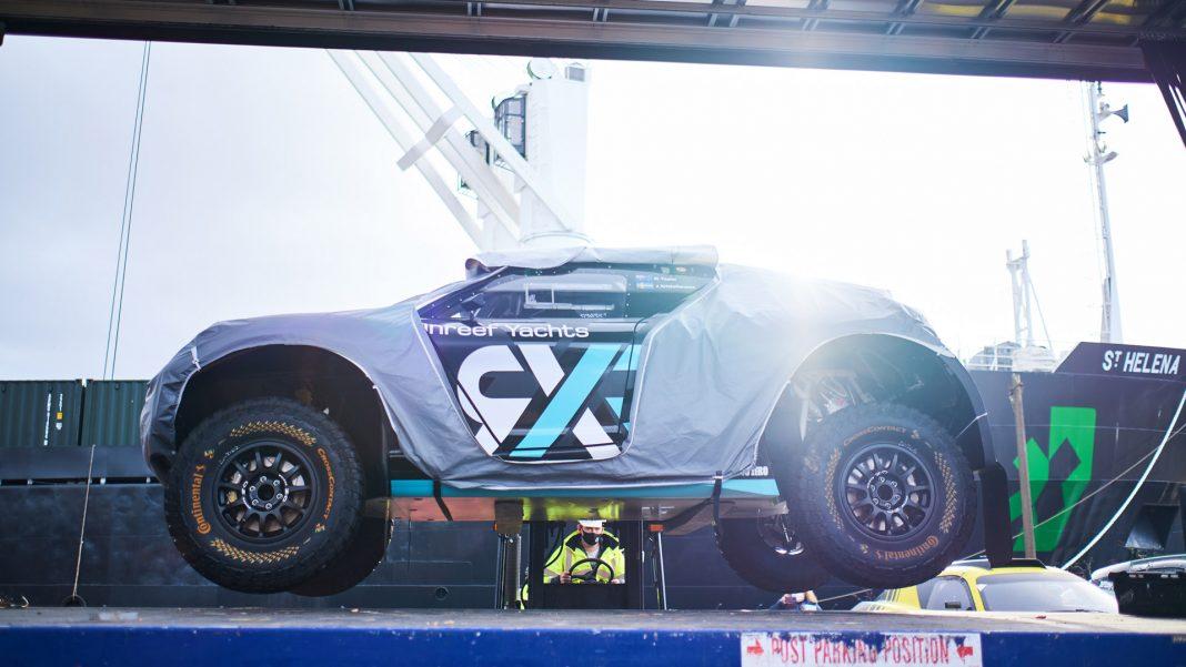 Rosberg Xtreme Racing's Odyssery 21