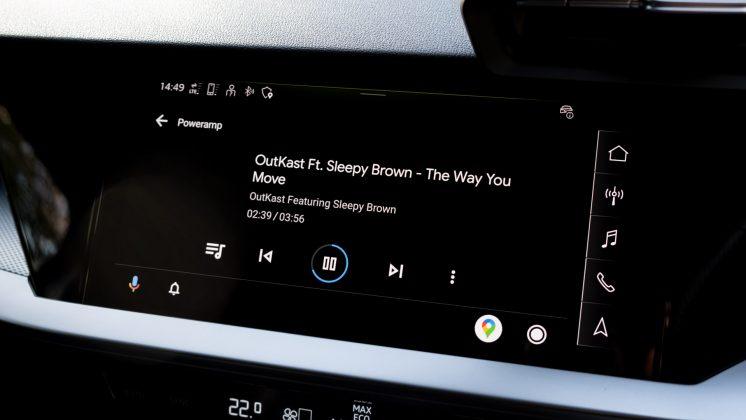 Audi A3 TFSI e Bluetooth audio