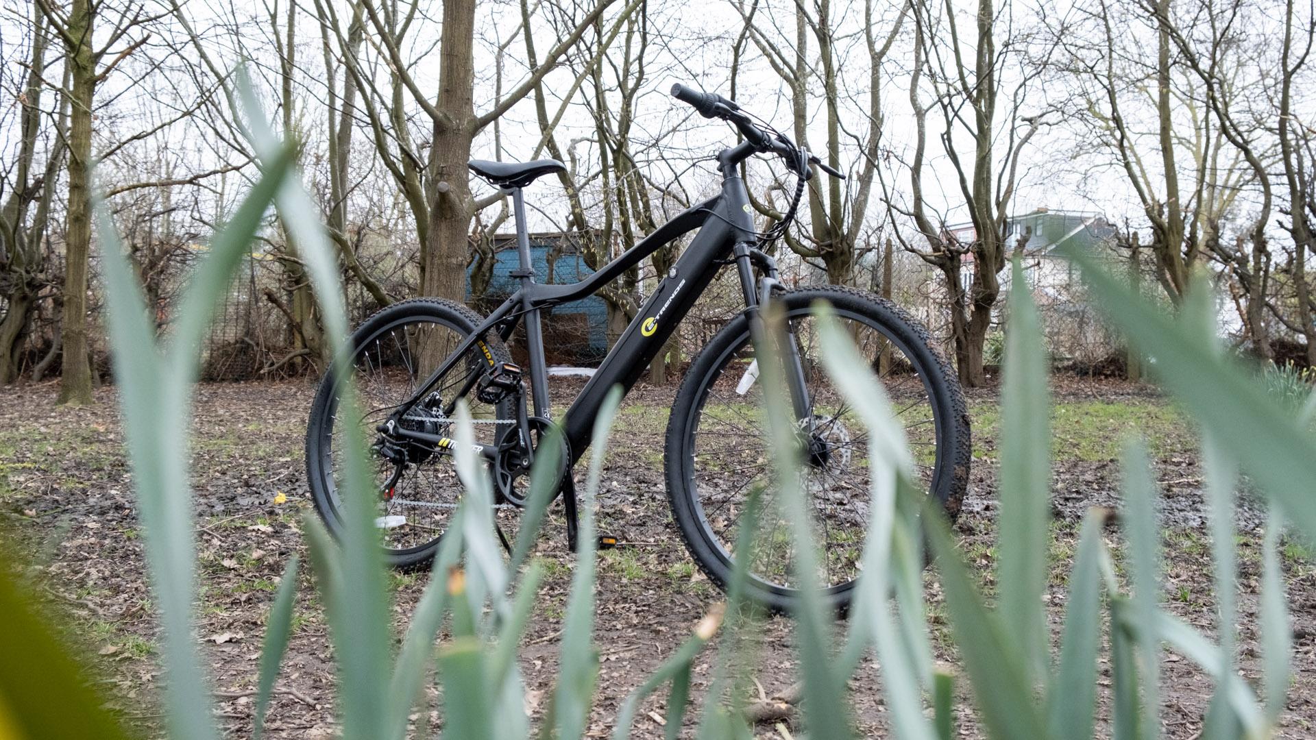 E-Trends Trekker bike