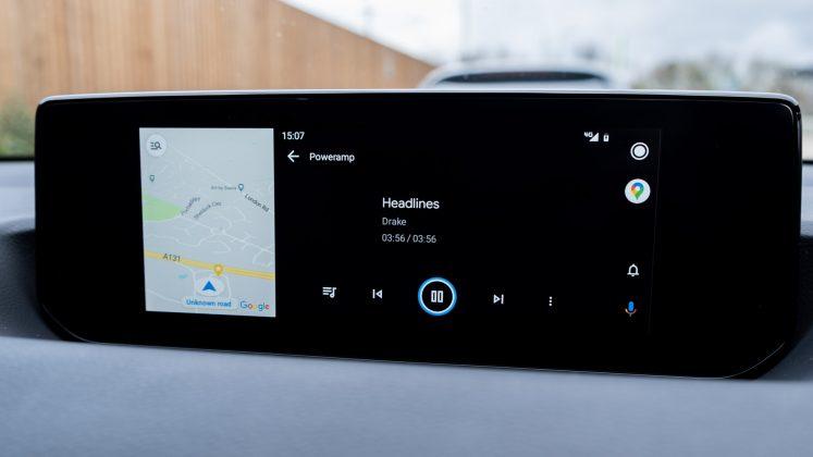 Mazda MX-30 Android Auto