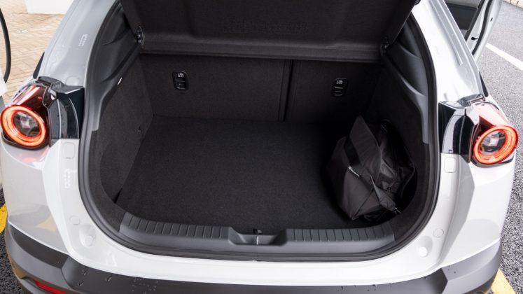 Mazda MX-30 boot