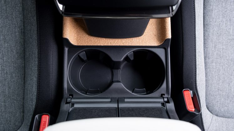 Mazda MX-30 cupholders
