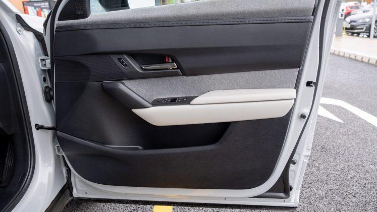 Mazda MX-30 front door