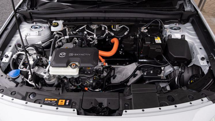 Mazda MX-30 motor