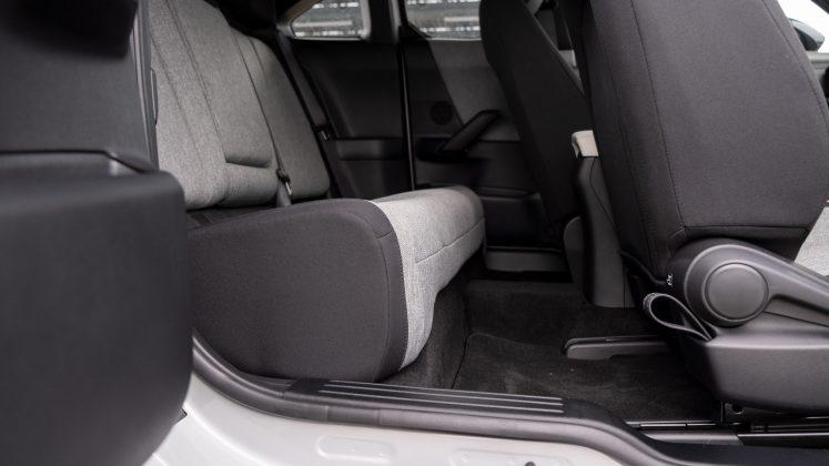 Mazda MX-30 rear seat design