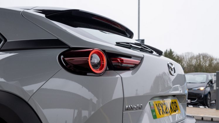 Mazda MX-30 tail light