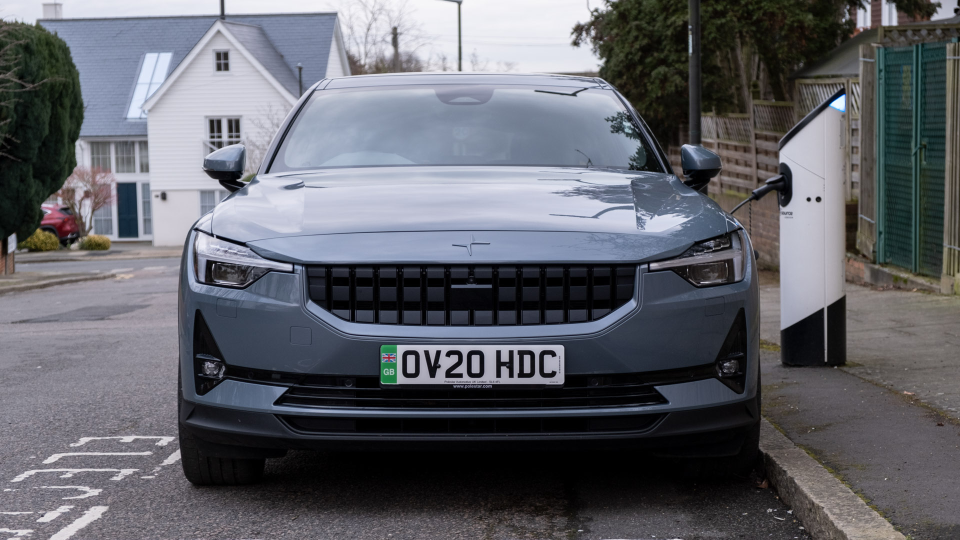 Polestar 2 charge