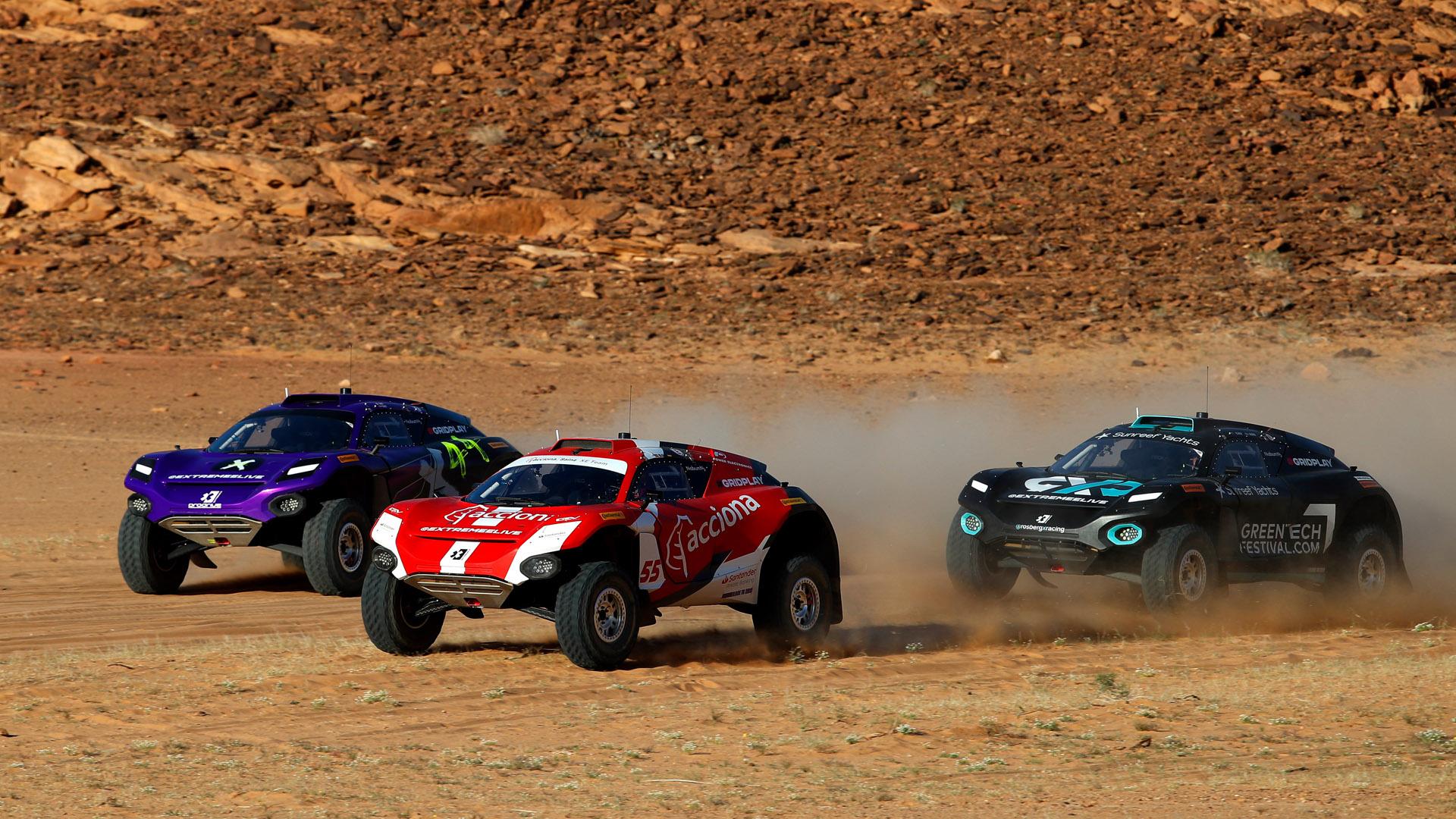 Desert X Prix Semi Final