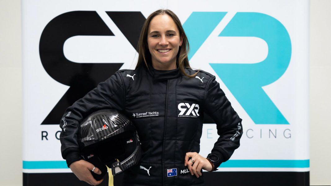 Molly Taylor Rosberg X Racing