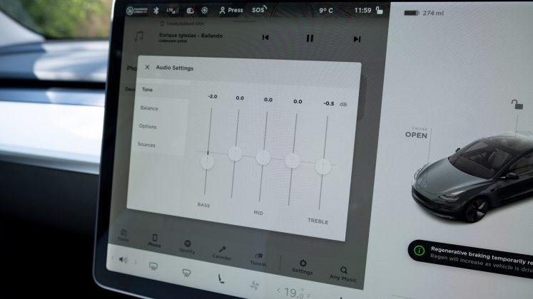 Tesla Model 3 EQ