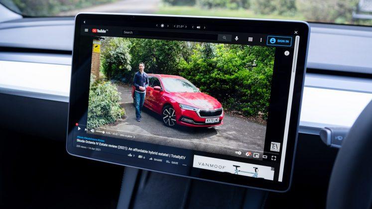 Tesla Model 3 YouTube video