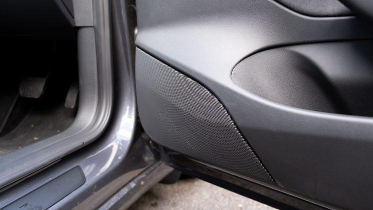 Tesla Model 3 front speaker