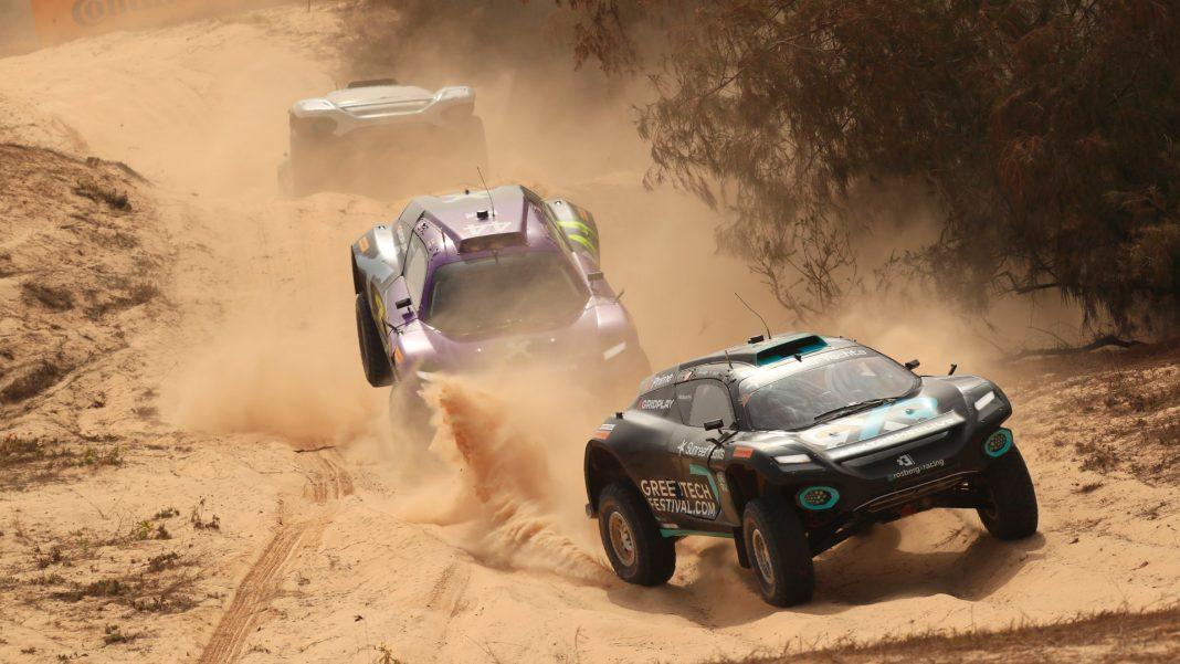 Extreme E Semi Final race