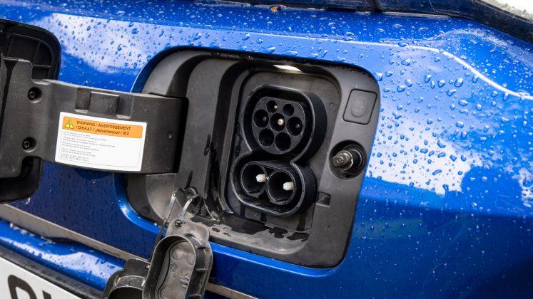 Kia Soul EV charger