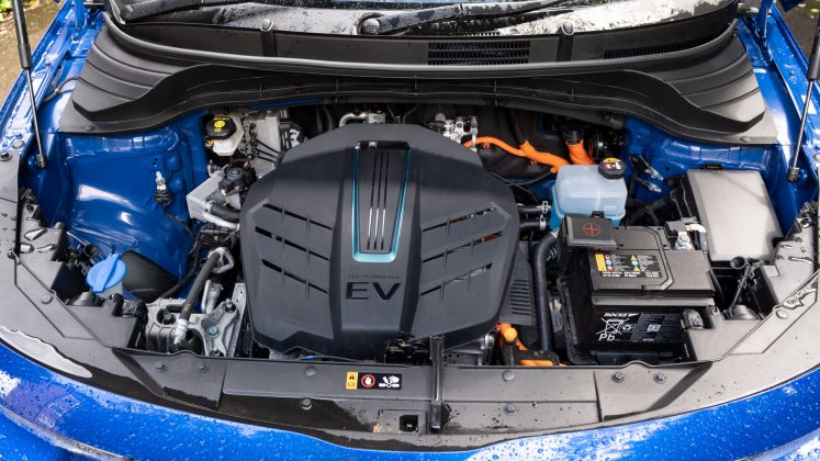Kia Soul EV motor