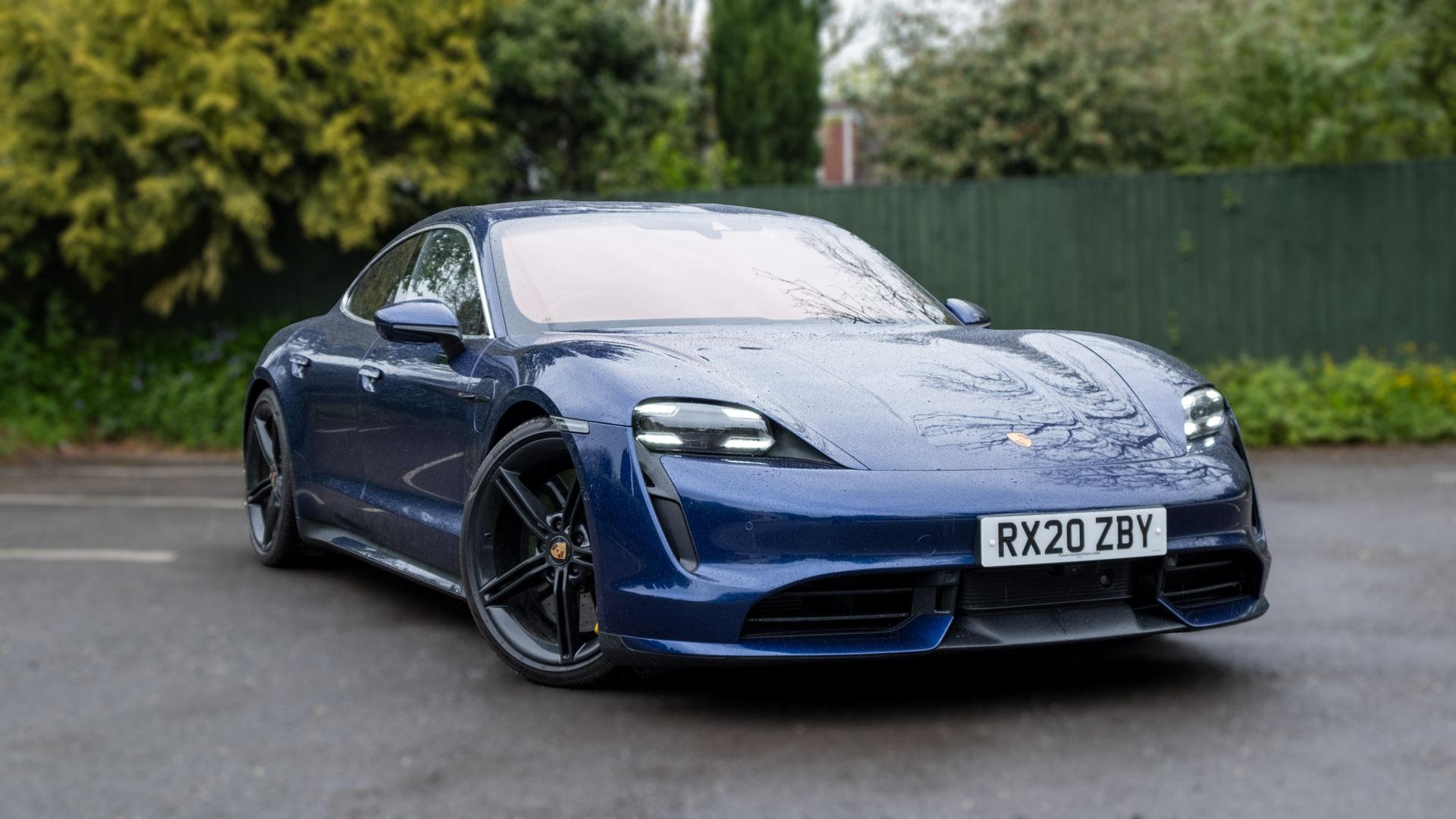 Porsche Taycan Turbo review
