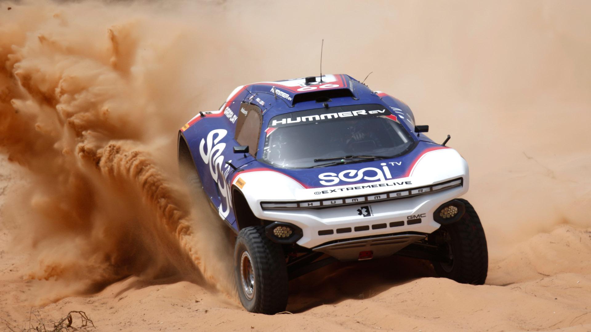Segi TV Chip Ganassi Racing driver