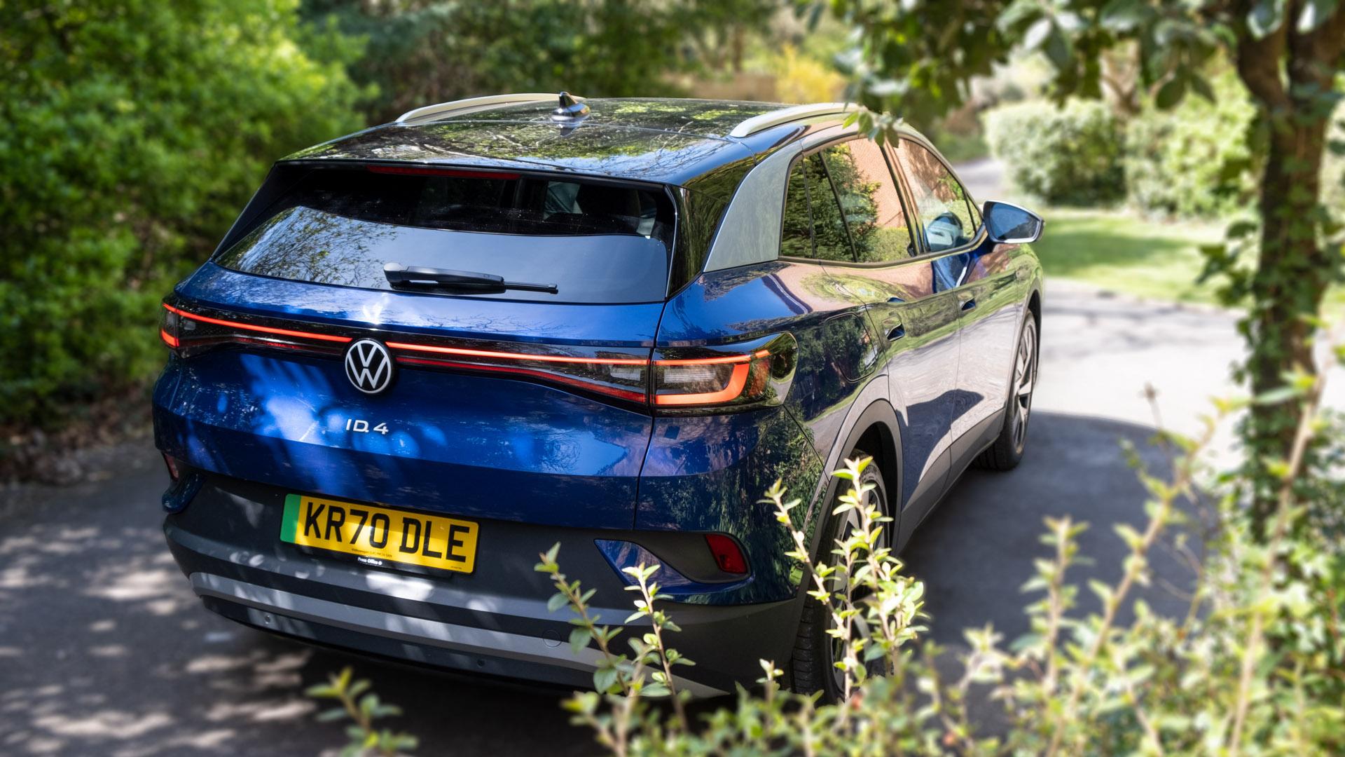 Volkswagen ID.4 audio review