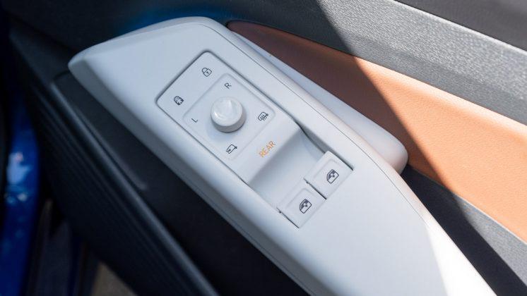 Volkswagen ID.4 controls