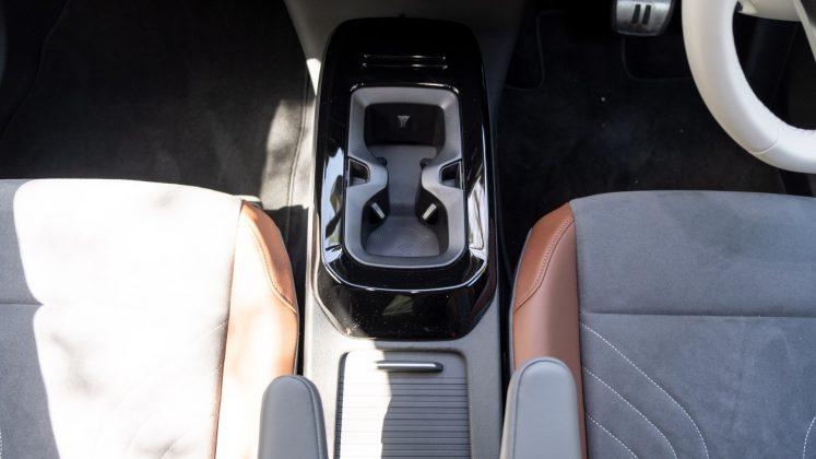 Volkswagen ID.4 cupholders