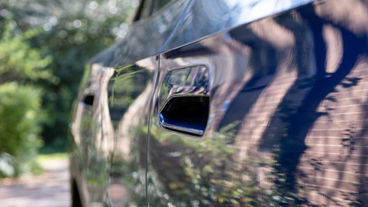 Volkswagen ID.4 door handle