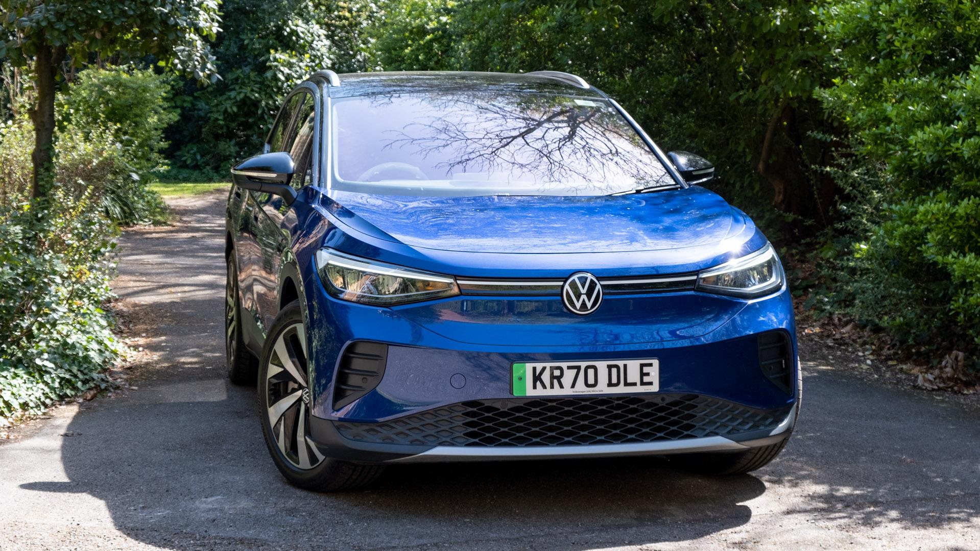 Volkswagen ID.4 front side