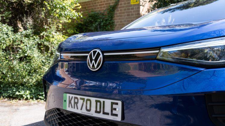 Volkswagen ID.4 grille