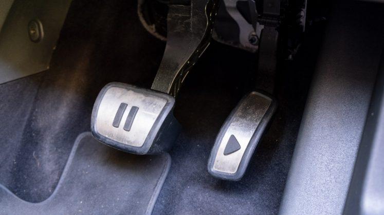 Volkswagen ID.4 play pedals
