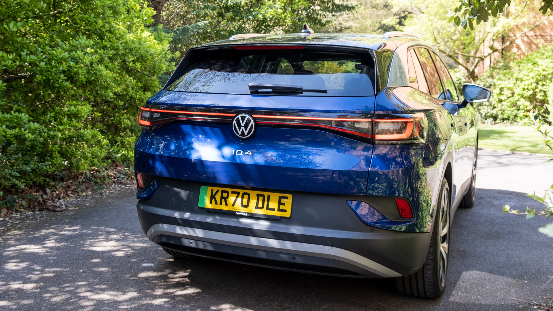 Volkswagen ID.4 rear design