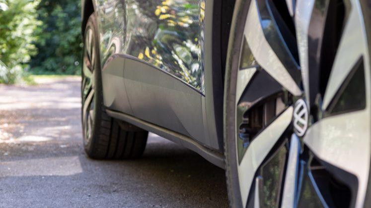 Volkswagen ID.4 sideskirts
