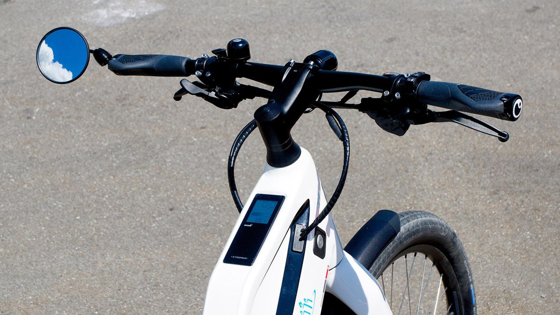 e-bike change