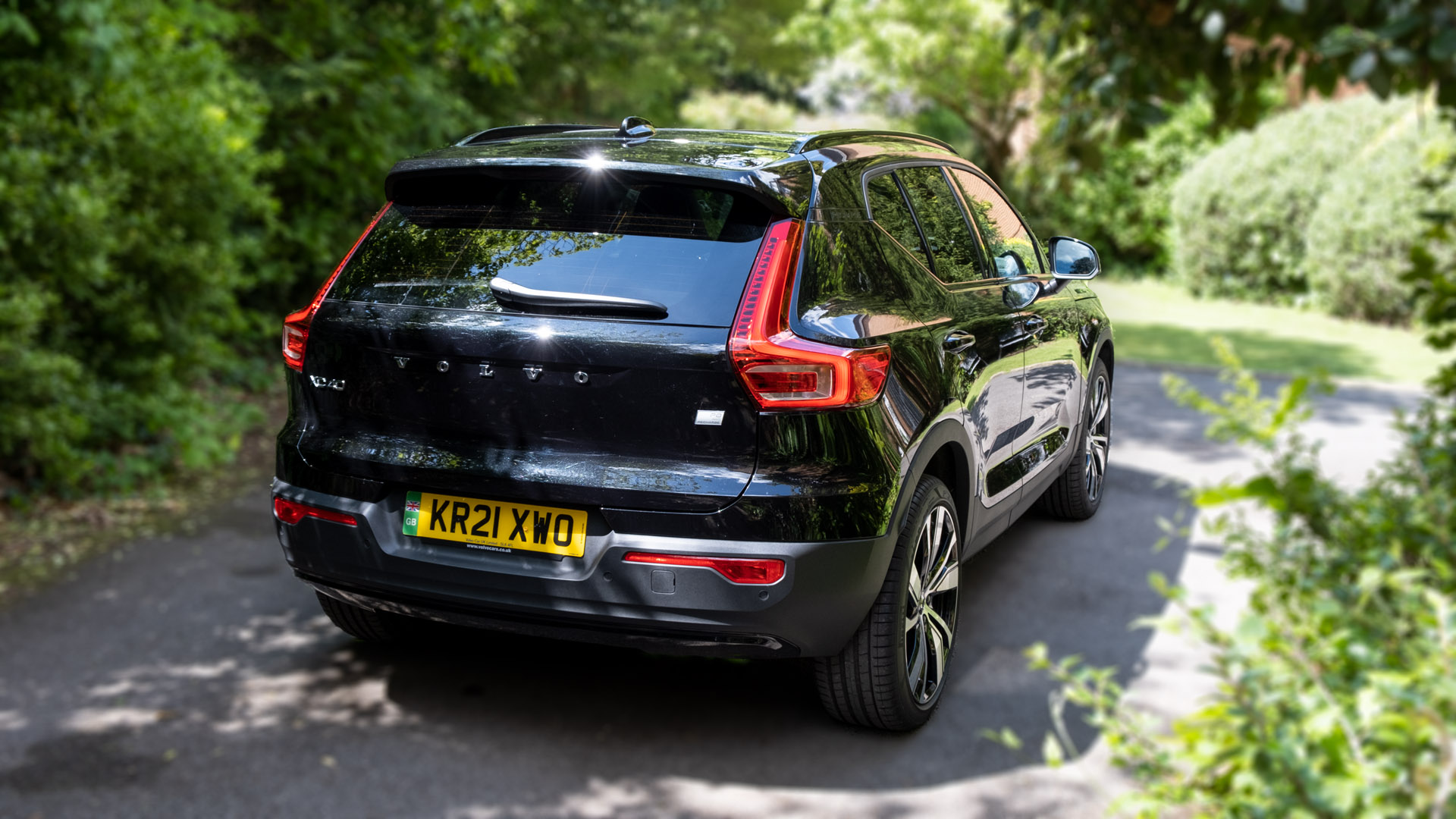 Volvo XC40 Recharge Twin audio review