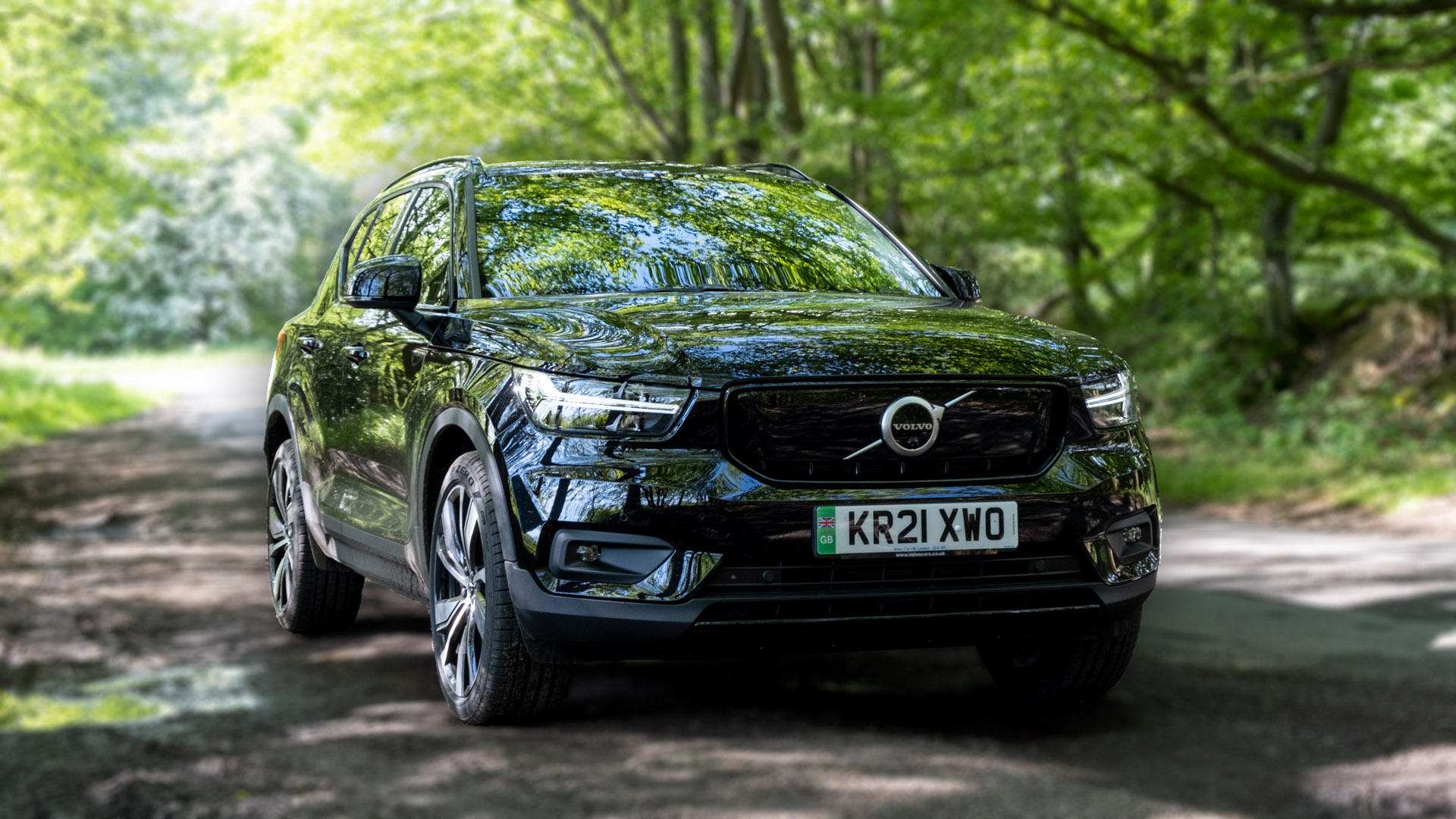 Volvo XC40 Recharge Twin review