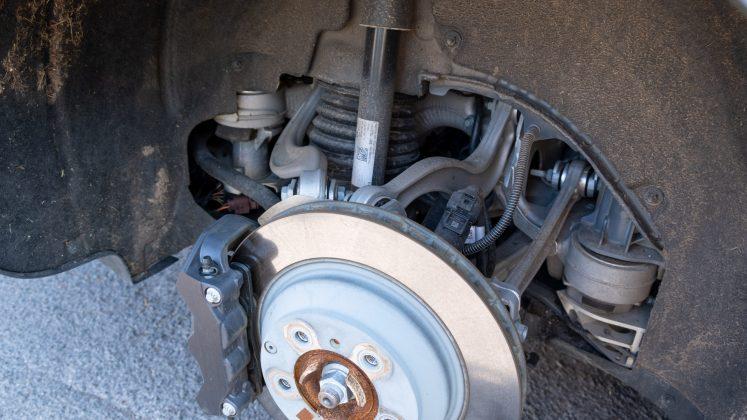 Audi e-tron GT brake pads