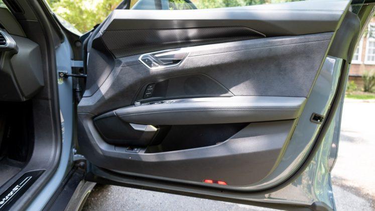 Audi e-tron GT front door