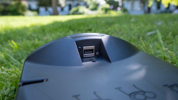 Brompton Electric USB port