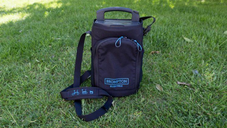 Brompton Electric battery bag